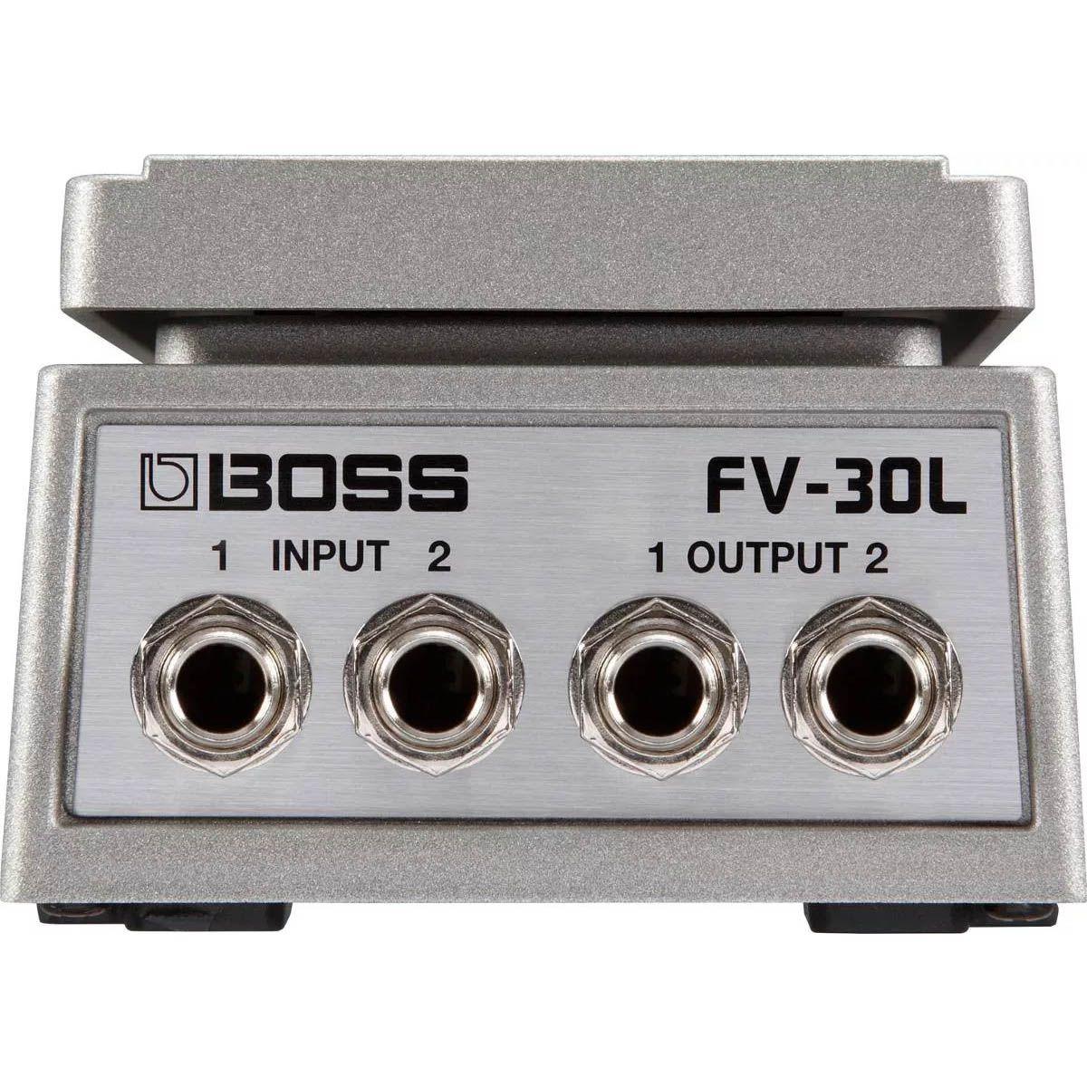 Pedal Boss Fv30l Pedal De Volume