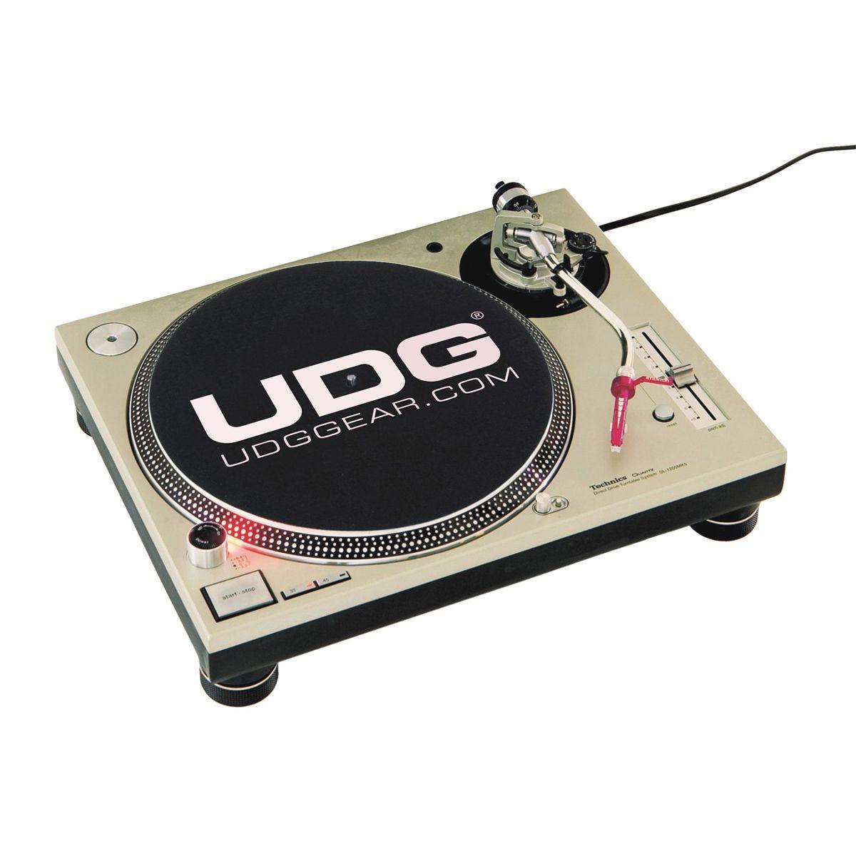 Feltro com logo branco UDG U9931