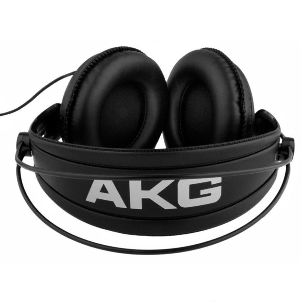 Fone De Ouvido Headphone Profissional Studio K240 Mkii Akg