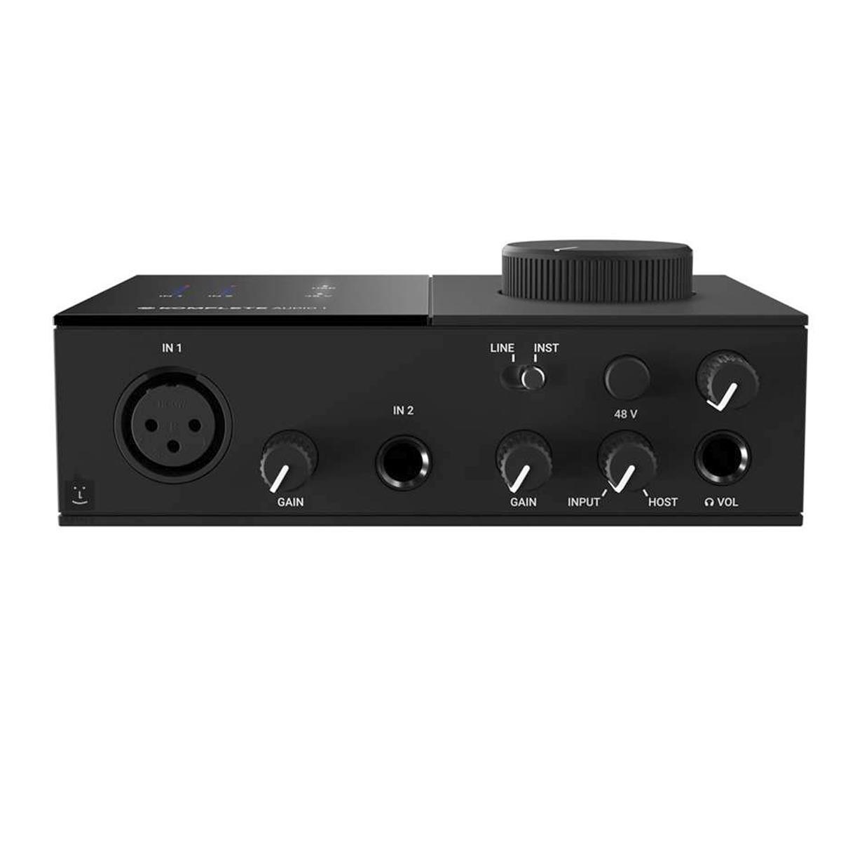 Interface de Áudio Native Instruments Komplete AUDIO 1