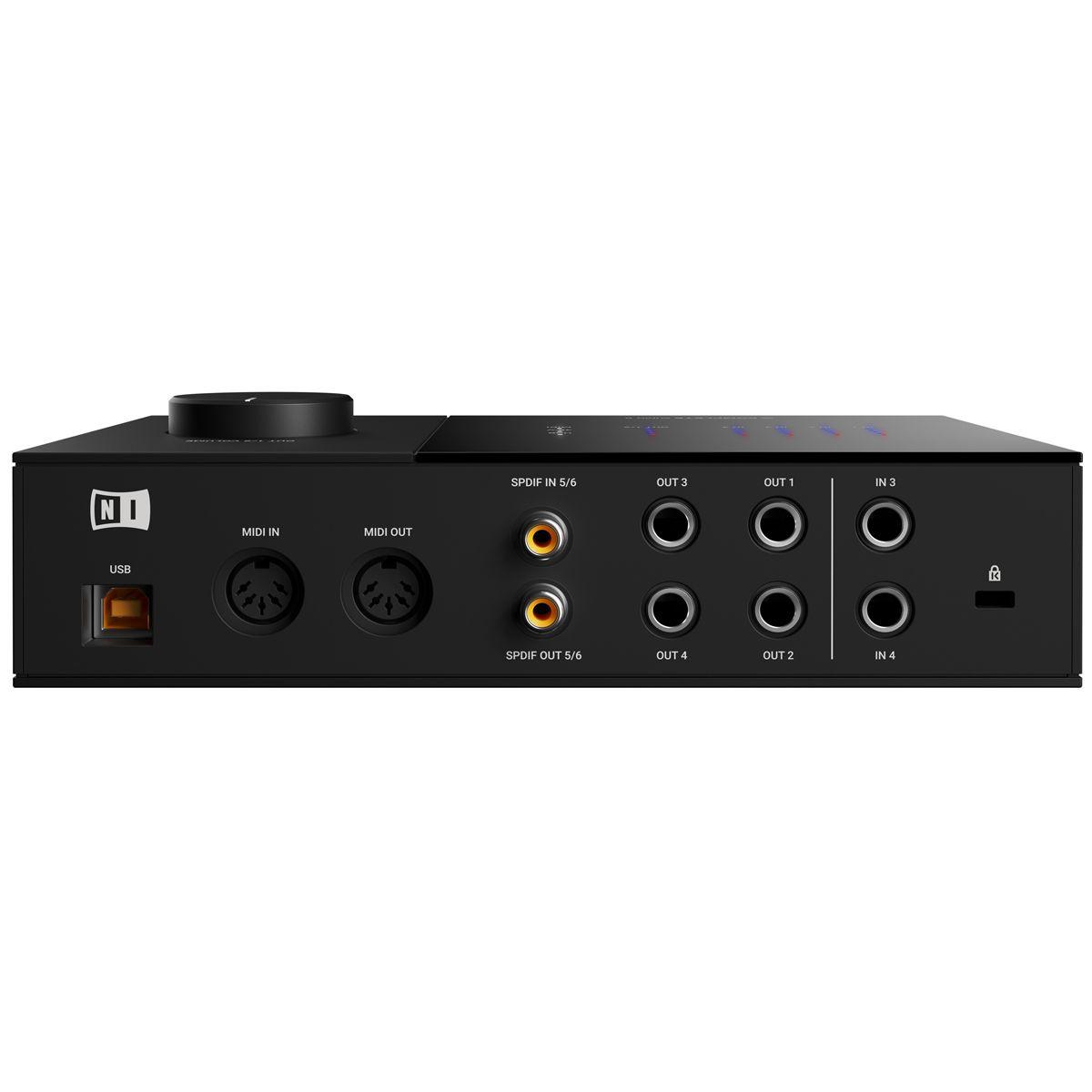 Interface de Áudio Native Instruments Komplete AUDIO 6 MK2