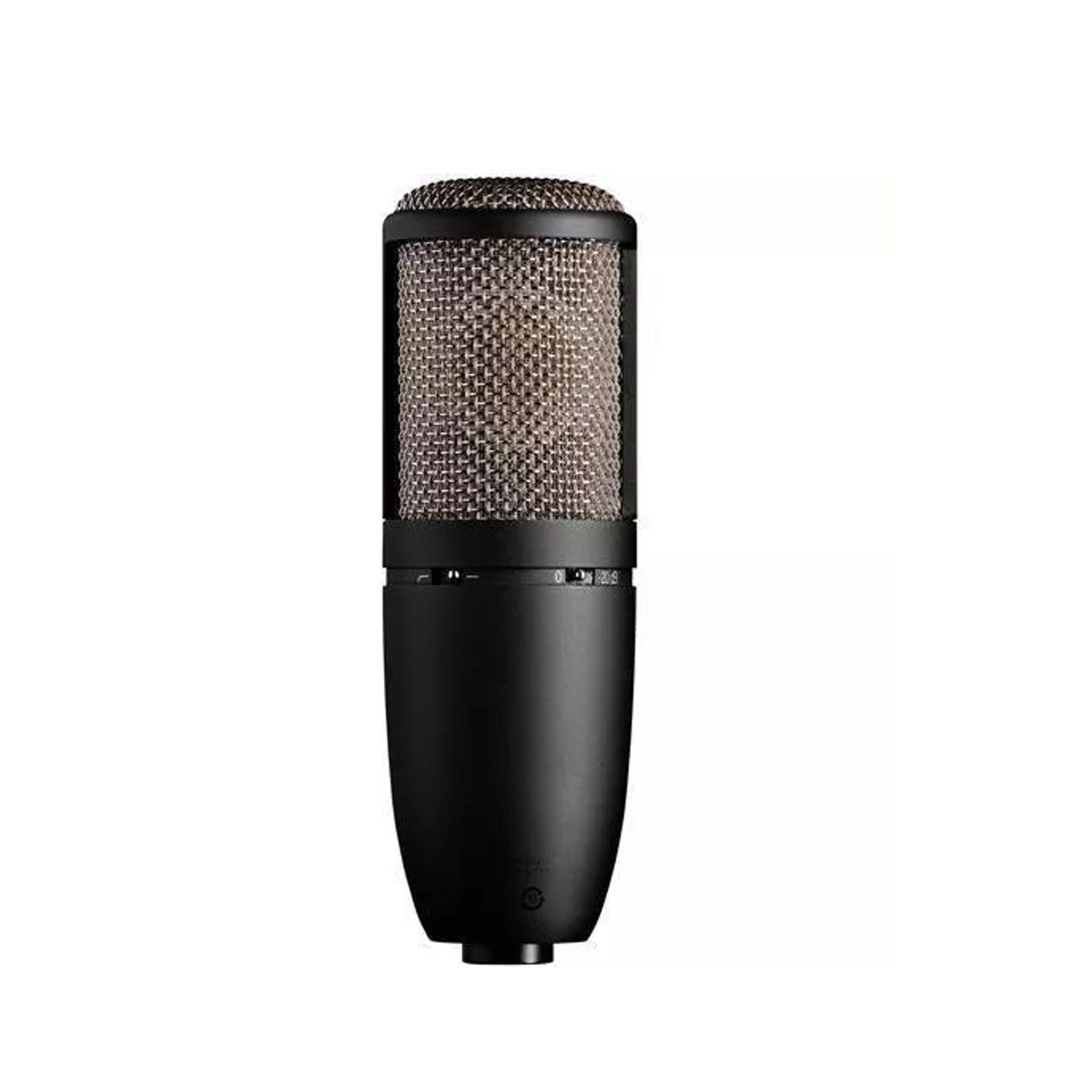 Microfone Condensador P/ Estúdio Akg Perception P420