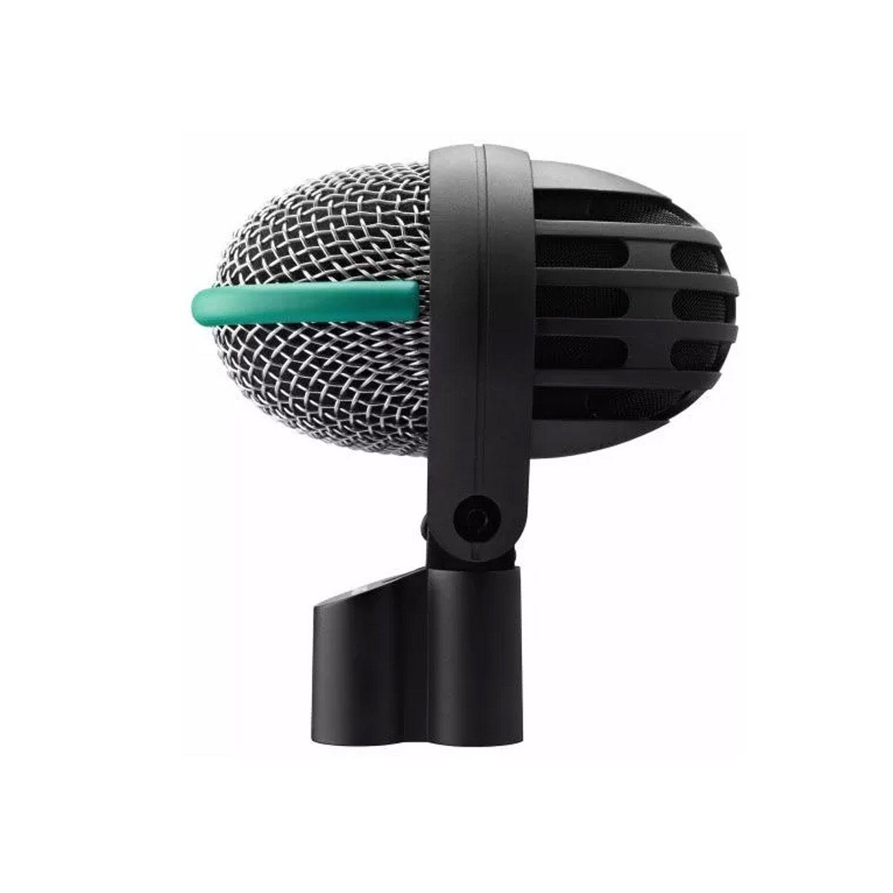 Microfone Dinâmico Akg D112 Mkii Para Bumbo E Percussão-