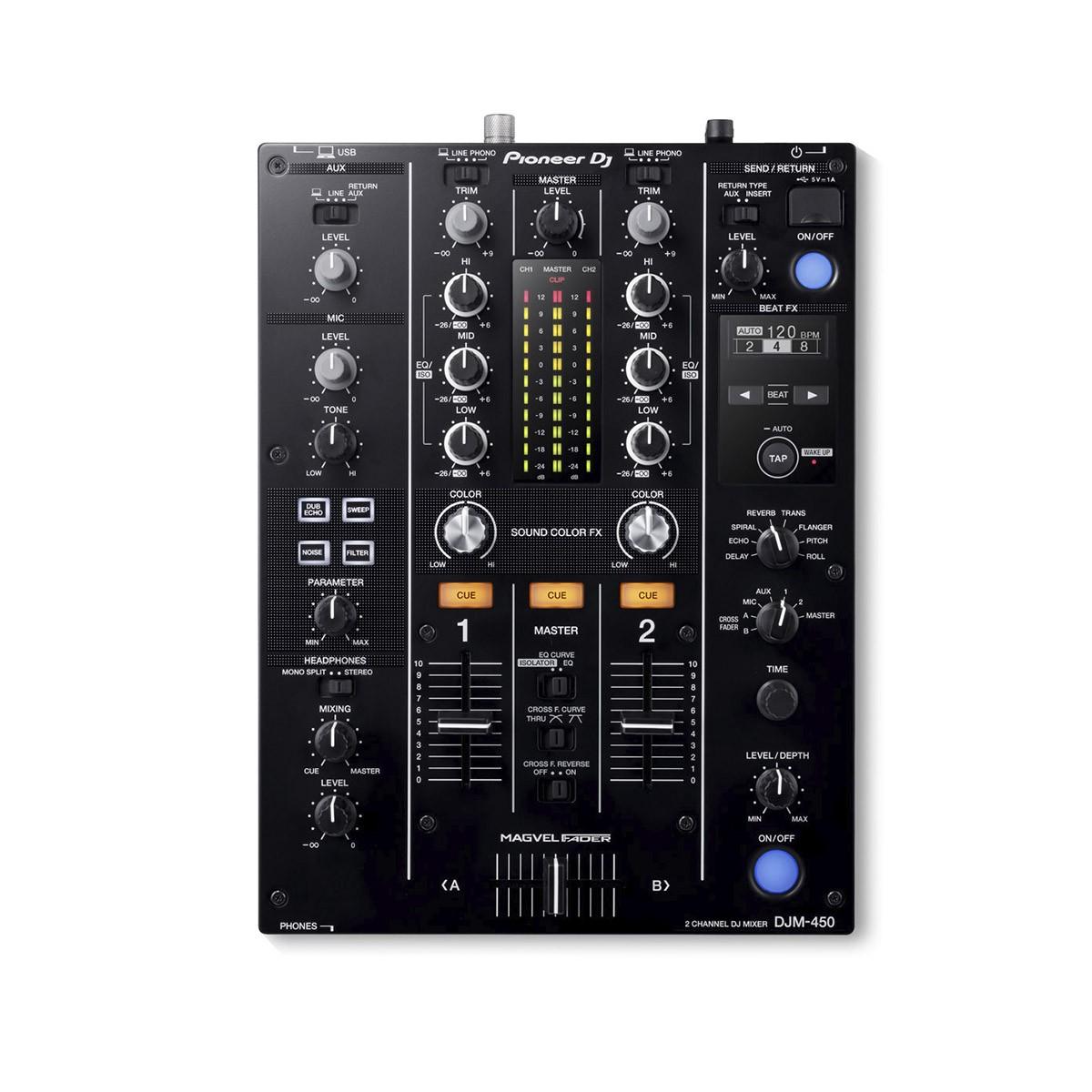 Mixer Pioneer DJ DJM 450