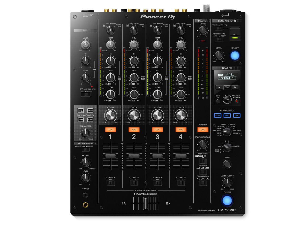 Mixer Pioneer Dj Djm-750mk2