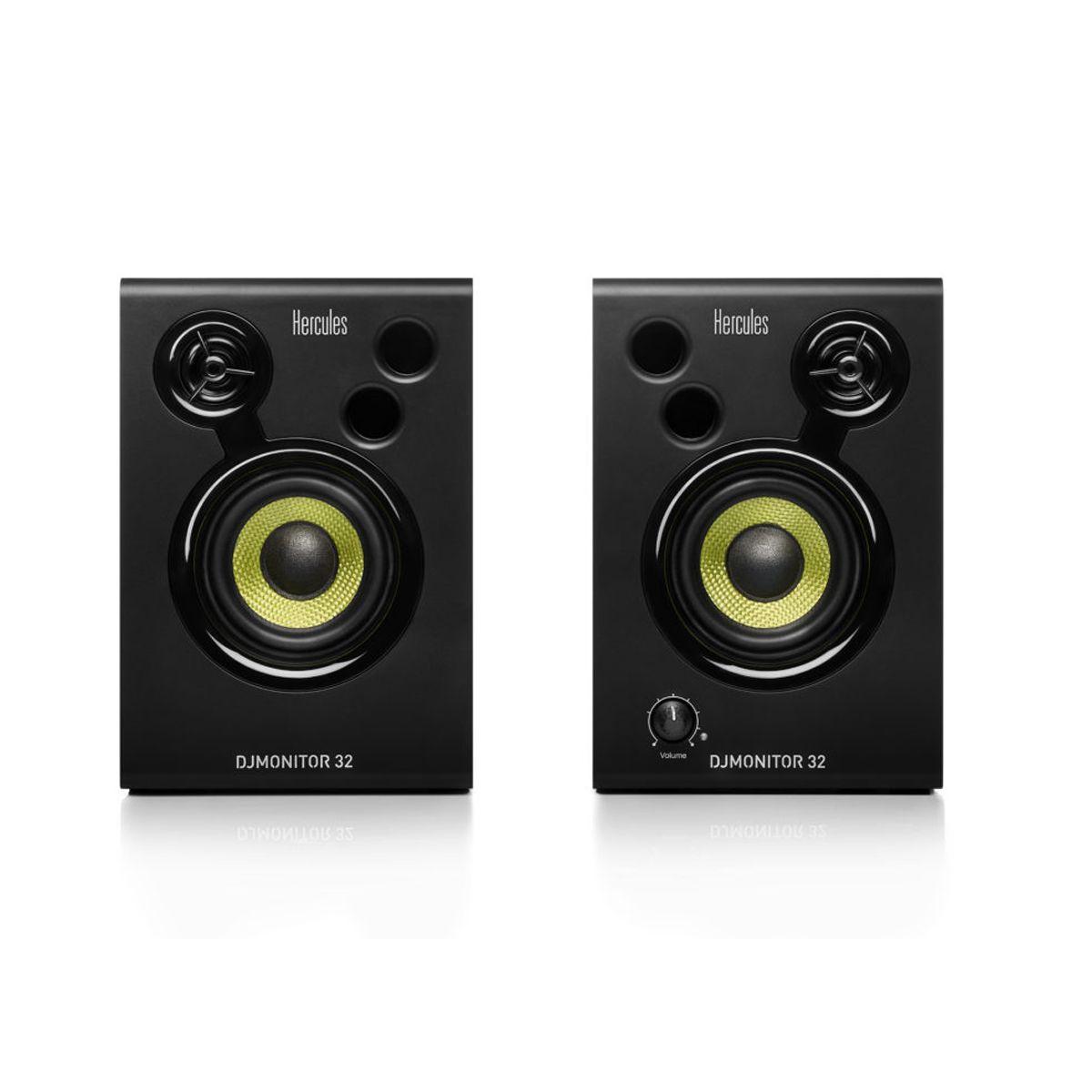 Monitor de Áudio Hercules DJ 32