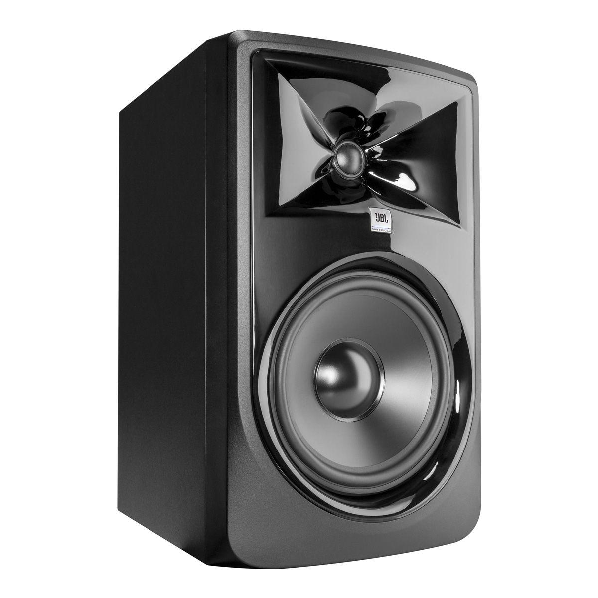 Monitor De Referência Jbl 308p Mkii Ativo Jbl308p Unidade