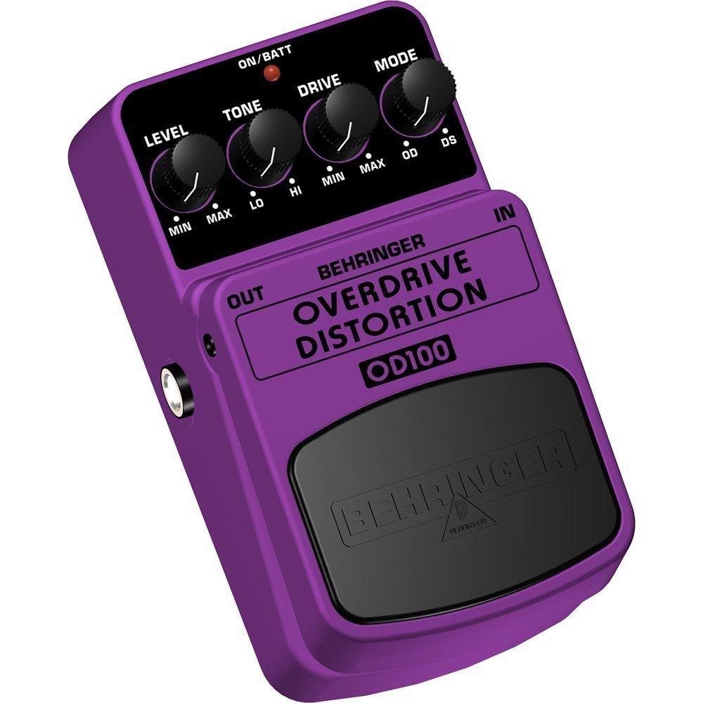 Pedal Para Guitarra Behringer Overdrive OD300