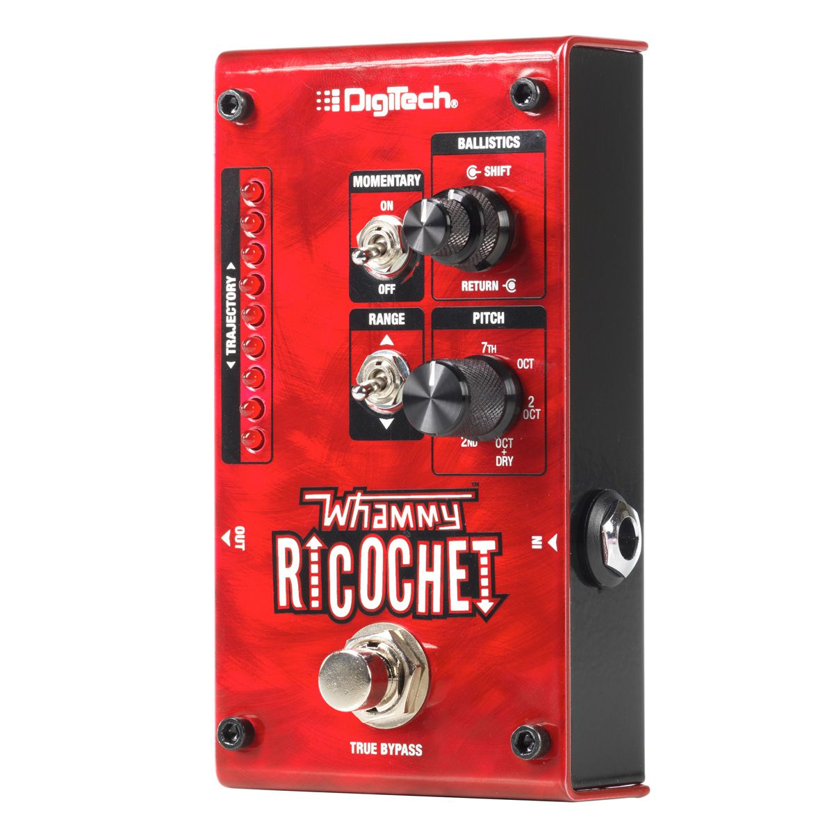 Pedal Para Guitarra Digitech Whammy Ricochet Pitch Shift