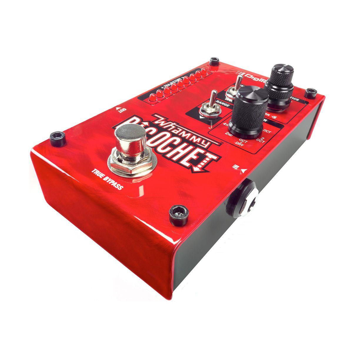 Pedal Para Guitarra Digitech Whammy Ricochet Pitch Shift