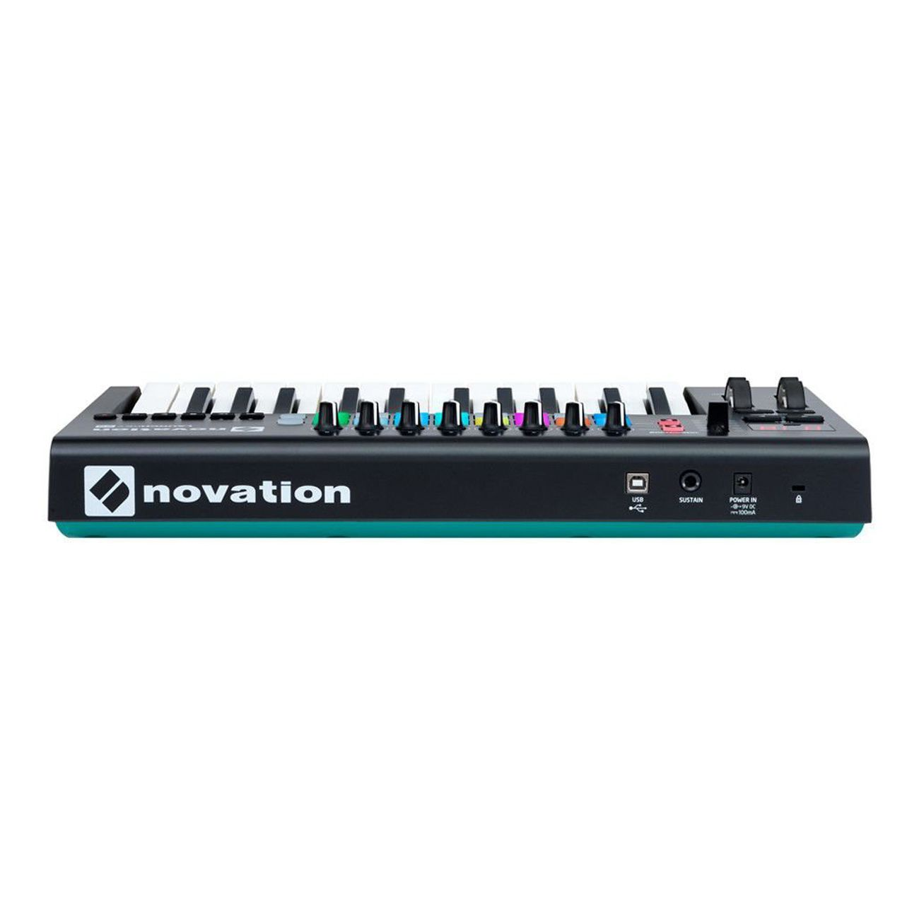 Teclado Controlador Novation Launchkey 25 Mk2