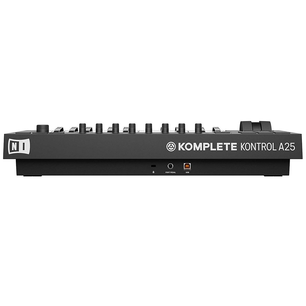 Teclado Controlador Native Instruments Komplete Kontrol A25  25 Teclas