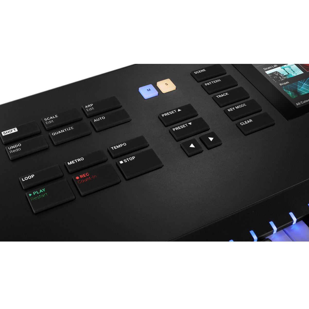 Teclado Native Instruments  Komplete Kontrol S49 MK2  49 Teclas