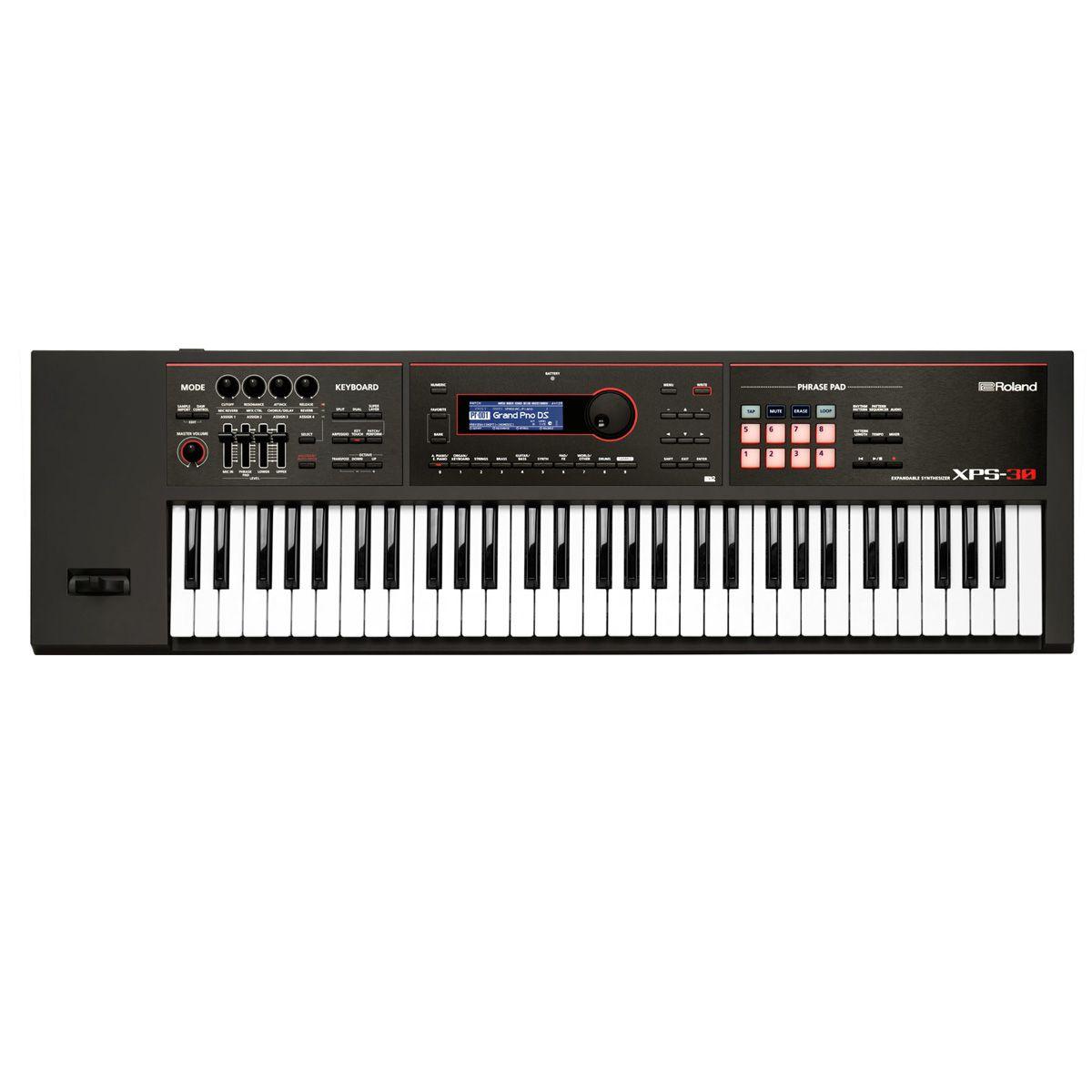 Teclado Sintetizador Roland Xps30 61 Teclas