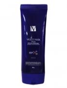 Mediterrani Violet Mask Plus Mascara 200gr (elimina tons amarelados, cabelos louros e grisalhos/Linha Violet)