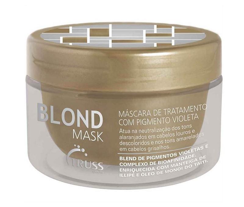 Truss Blond Mask Mascara 180gr