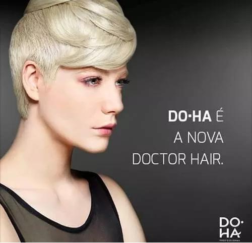 Doctor Hair Absolut Blond Shampoo 1000ml - DO.HA