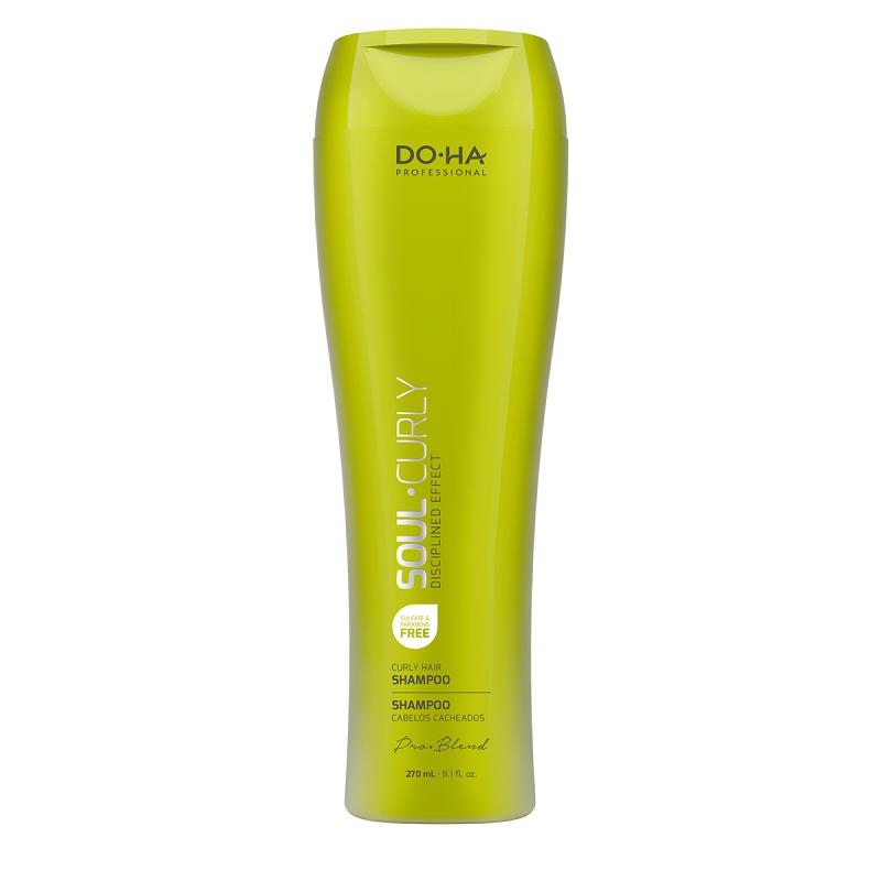 Shampoo Doctor Hair Soul Curly 250ml - DO.HA