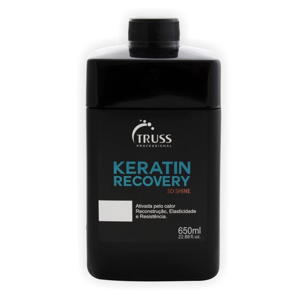 Truss Keratin Recovery Tratamento 650ml