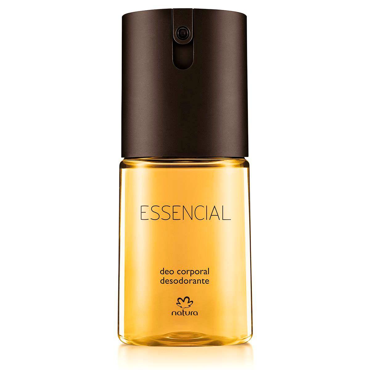 Natura Essencial Deo Corporal Desodorante Masculino 100ml
