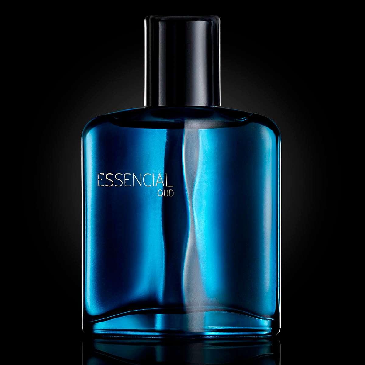 Natura Essencial Oud Deo Parfum Masculino 100ml
