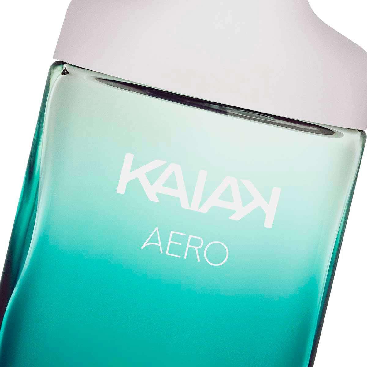 Natura Kaiak Aero Desodorante Colônia Masculino 100ml
