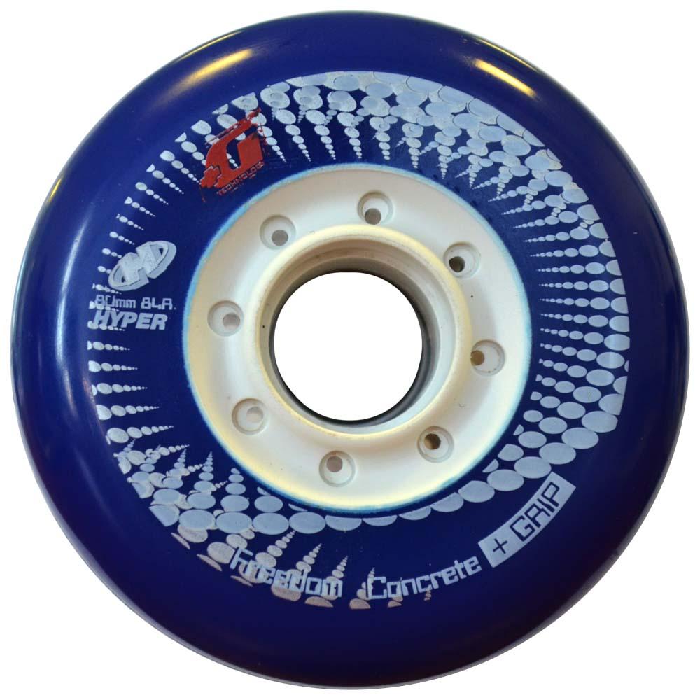 Kit de Rodas Hyper Concrete + G Blue (4un)