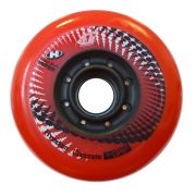 Kit de Rodas Hyper Concrete + G Red (4un)