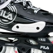Patins NRK PRO Black Hyper 80mm/84A