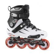Patins NRK White 80mm/84A ABEC 7