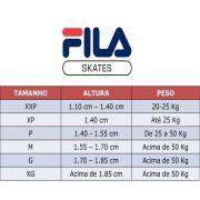 Kit de Proteção Infantil Fitness FP Boy Preto