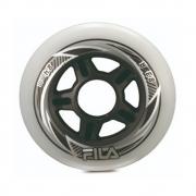 Kit de Roda Fil Skates WHEELS 84mm/83A White