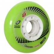 Kit de Rodas Hyper Concrete + G Green (4un)
