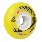 Kit de Rodas Hyper Concrete + G Yellow (4un)