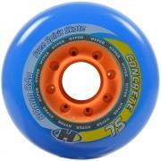 Kit de Rodas Hyper Concrete SL Blue (4un)