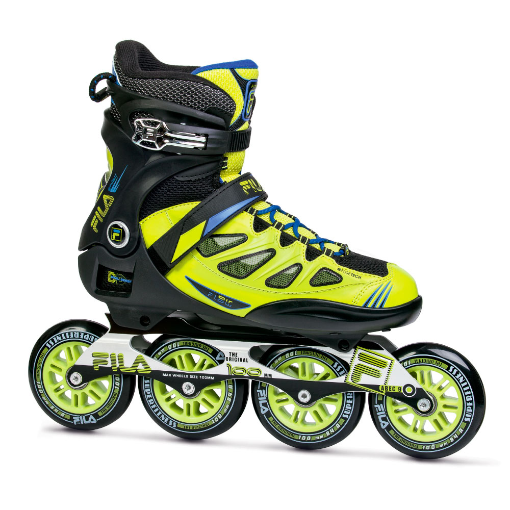 Patins Ghibli 100mm/84A ABEC 9
