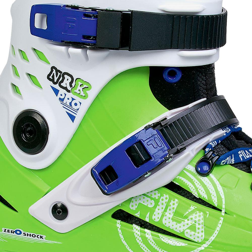 Patins Inline NRK PRO Green Hyper 80mm/84A - Fila Skates