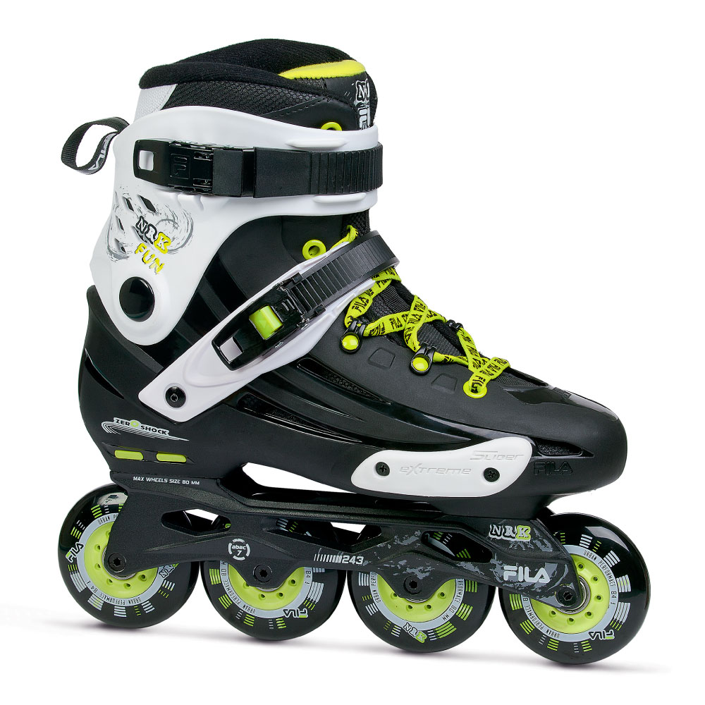 Patins NRK FUN 80mm/84A ABEC 7