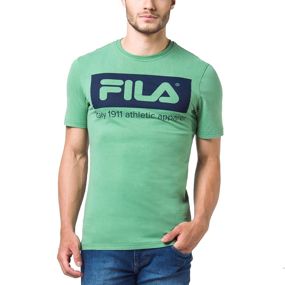 Camiseta Masculina Fila Mattia