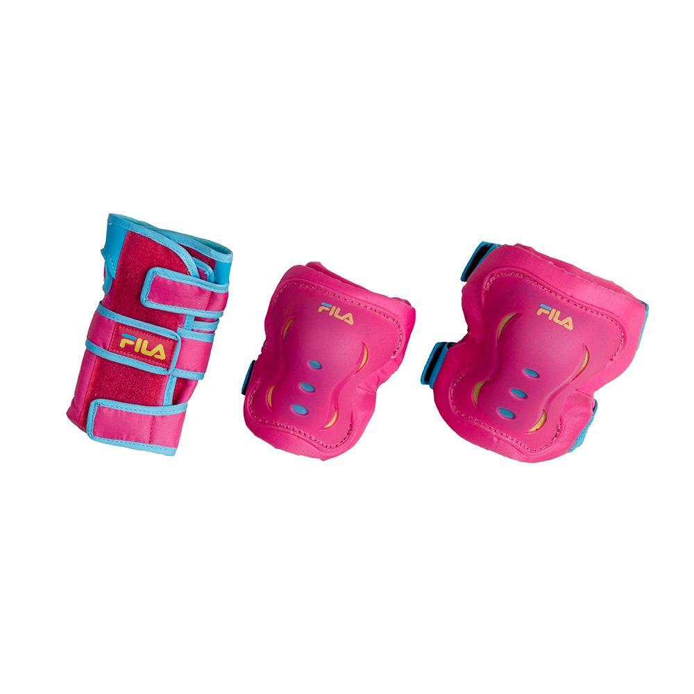 Kit de Proteção Infantil Bella Pink Gear