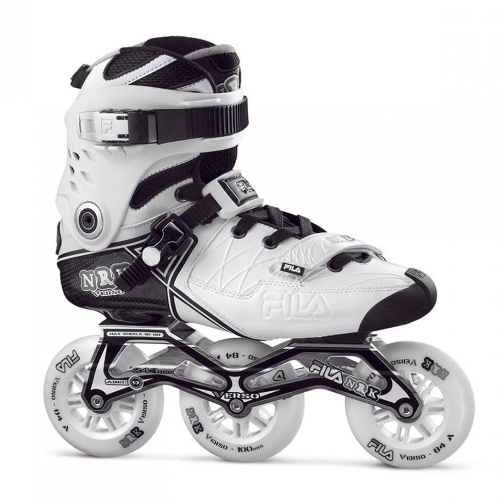 Patins NRK Carbon Verso 100mm/84A ABEC 9