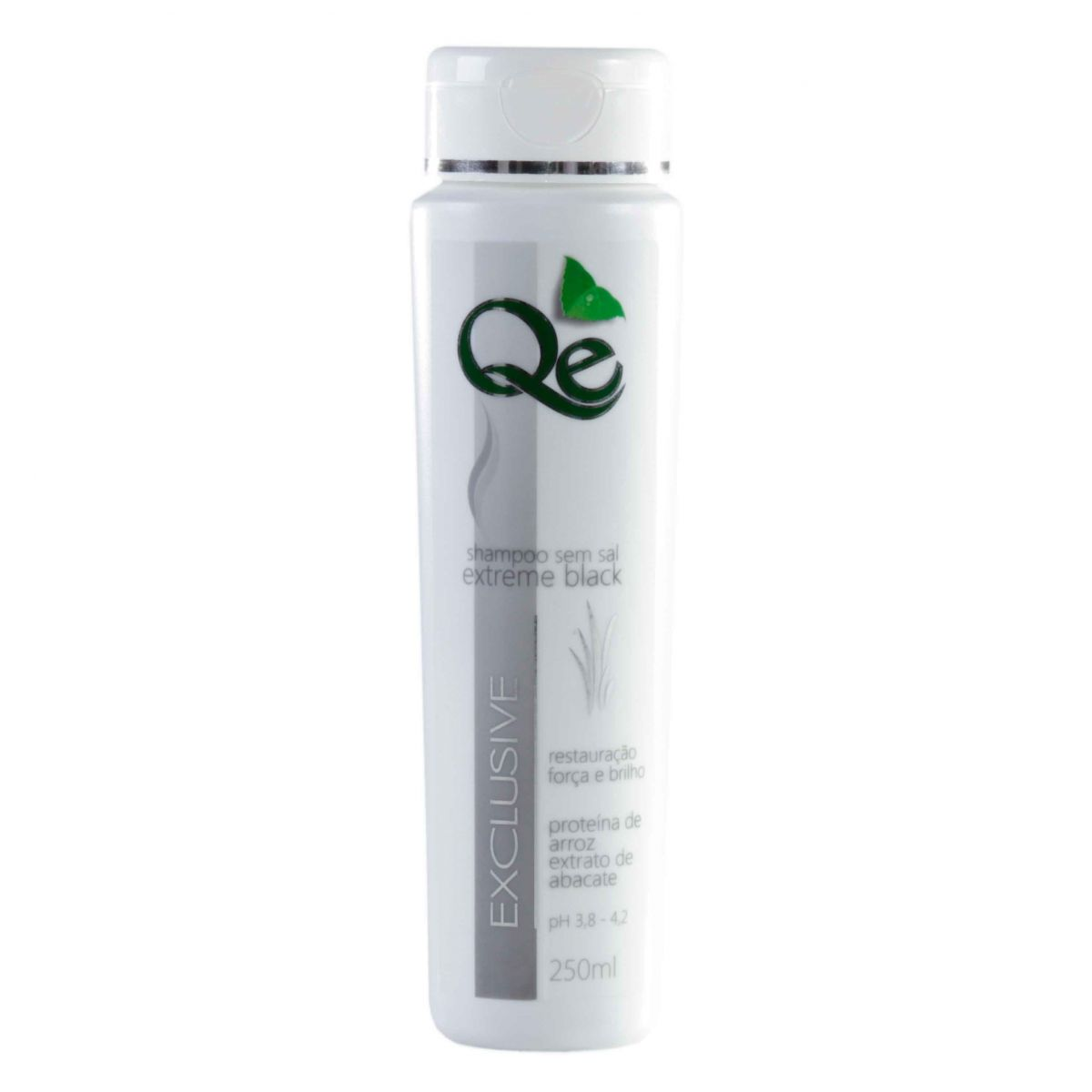 SHAMPOO EXTREME BLACK 250ML  - LOJA QUINTA ESSENCIA