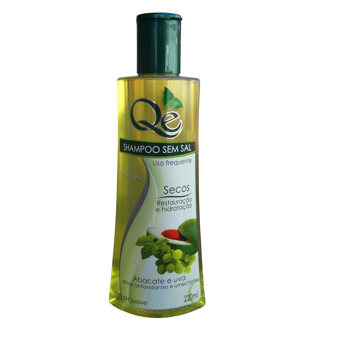SHAMPOO QE SECOS 220ML  - LOJA QUINTA ESSENCIA
