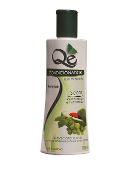 CONDICIONADOR QE SECOS 220ML  - LOJA QUINTA ESSENCIA
