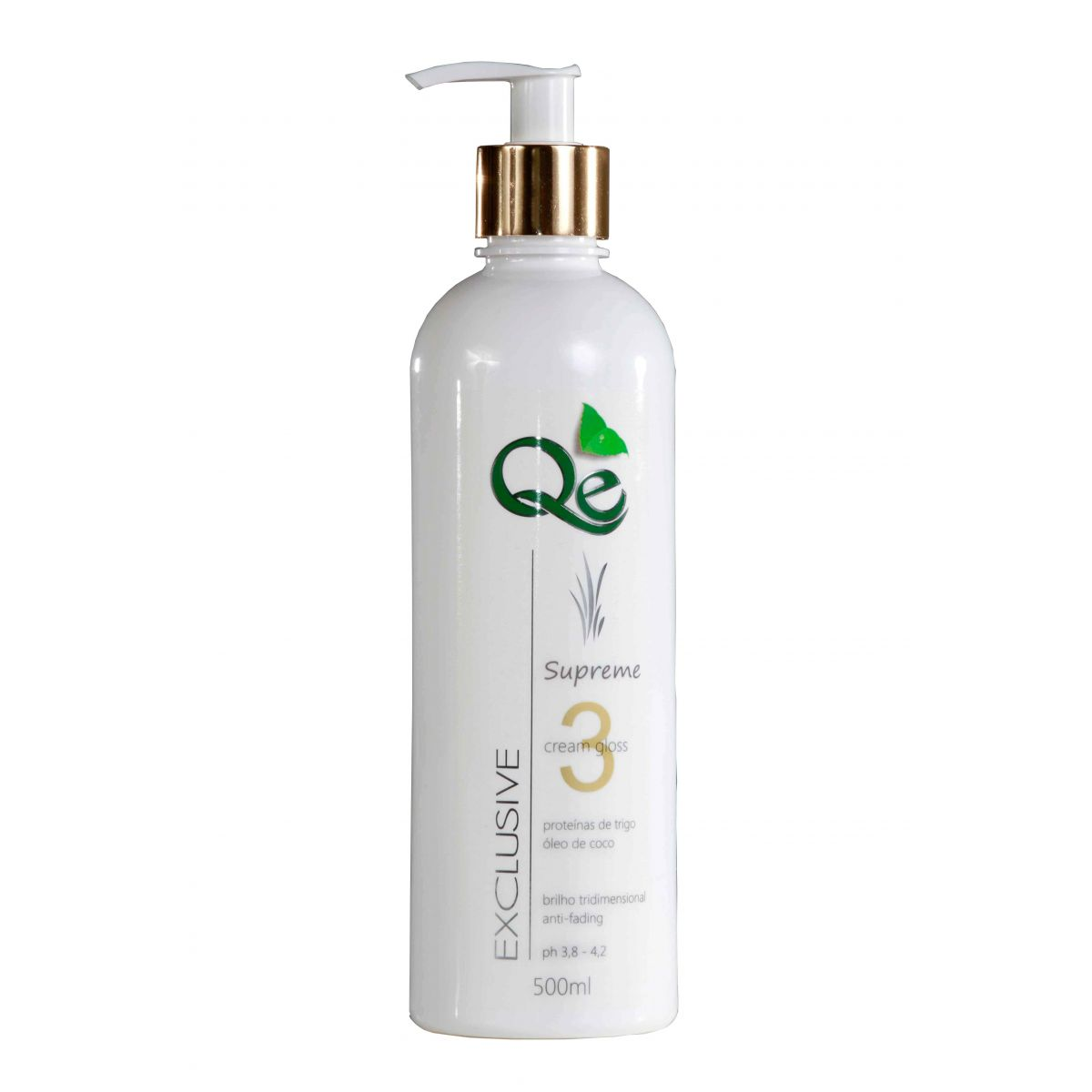 CREAM GLOSS SUPREME QE 500ML  - LOJA QUINTA ESSENCIA