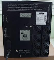 Nobreak NHS  Premium PDV Senoidal 1000va - BIVOLT AUTOMÁTICO