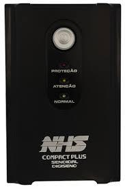 Nobreak NHS Compact Plus Digiseno 700 VA Senoidal BIVOLT