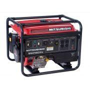 Gerador a Gasolina Mitsubishi  MGE-5800Z Pat Eletrica