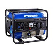 Gerador à Gasolina Hyundai  1,2 kva  Bivolt com AVR  110/220v