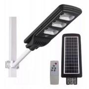 Luminária Solar Publica 90w integrada